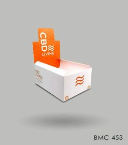 custom Cannabis counter display boxes Wholesale