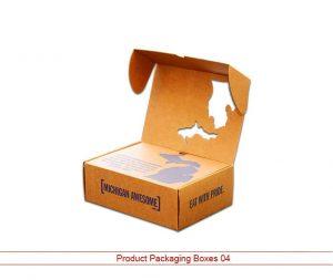 custom product packaging canada