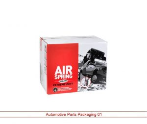 packaging of automotive parts
