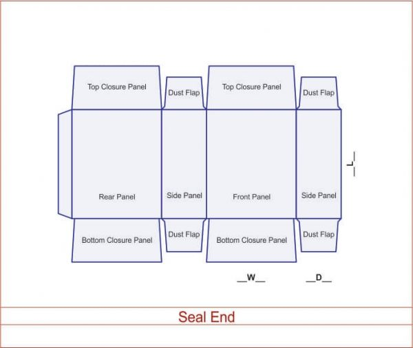 seal end 031