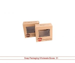 soap box packaging