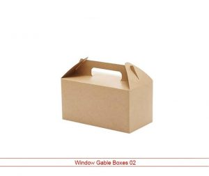window gable box